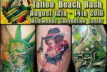 Tattoos / by Lauren Mack