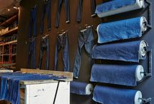 Denim Display