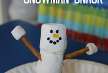 Snow day activities / by Jennifer Miller