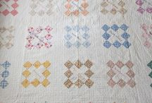 From the Collection of The Plain Needlewoman / For the love of old quilts!