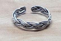 Toe Rings boho Style