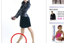 Photoshop Blunders / We all love Photoshop.  But sometimes we get it wrong!