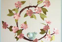 baby hanging decoration