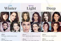 armocromia winter
