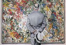 Rockell & me / Mi predilección por las obras de este gran artista americano, resultado de su maestría en la expresividad de los personajes, su dominio de la ilustración y su sentido del humor