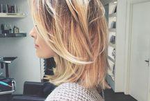 coiffures mi long