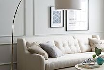 lighting - living rooms