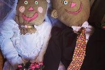wedding scarcrow decorations