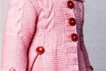 Cappotto per bambini in lana