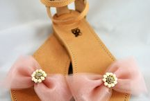 Sandals / Handmade by Gea Creations