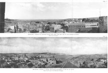 Photographs of Jerusalem / From: George Adam Smith [1848-1910], Jerusalem. The Topography, Economics and History From The Earliest Times to A.D. 70, 2 Vols. London: Hodder & Stoughton, 1907. All images are Public Domain. Various resolutions up to 600dpi available on website.