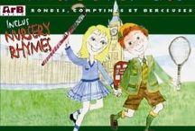 Comptines en anglais / CD de comptines pour apprendre l'anglais aux enfants www.linguatoys.com