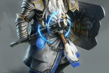 Cleric - Male