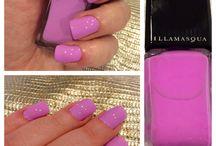 Nails! Nails! Nails! / Minhas unhas de gel incríveis produzidas pela nail designer mais tudo do planeta, minha best Eliene Saraiva (@elysaraiva)!  *** My amazing gel nais produced by the best nail designer of the world, my best Eliene Saraiva (@elysaraiva)!
