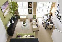 desain interior ruangan sempit