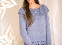 Women's knitted jumpers