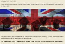 Get Scholarships to Study in UK though The Chopras