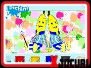 Jocuri cu Banane in Pijamale