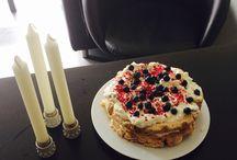 Pavlova / Cake