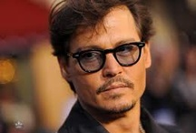 Johnny -- with glasses / by Brenda A