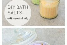 bath salts / how to make
