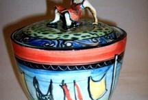 Mary Lou Pittard Pottery