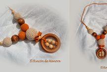 Collares de lactancia (By Manora)
