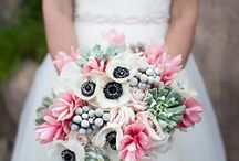 bridal bouquets / A collection of our bridal bouquets