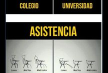 Universidad  / Que Dura la vida del Universitario