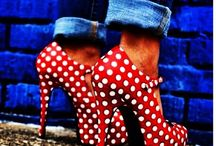 A Girl could never have too many shoes! / by Janett Macias