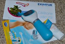 Pila electrica Scholl Velvet Smooth cu cristale de diamant / ingrijirea eficienta a picioarelor chiar la tine acasa!