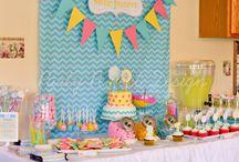 Sweet Shop Party Ideas