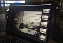 Fotoshoot bert plantagie + Elfer / We hebben prachtige foto's gemaakt op een wel heel bijzondere locatie, namelijk bij Elfer Porsche Classics! De shoot was een combinatie van klassieke Porsches en onze fantastische nieuwe collectie meubels!