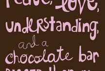 Printables / by The Answer Is Chocolate