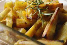 Ricette con patate e patate americane