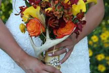 Hunting Themed Wedding
