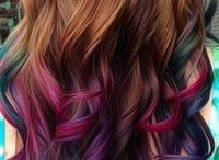 Hair colors / Colors i want
