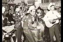 Fifties Hillbilly songs
