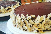 Greenwoods chocolate cake