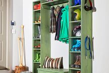 Home Inspiration: Garage and Storage