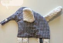 Ideen: Nähen für Babys / sewing for babies / Inspirationen und Ideen, was man alles Schönes für's Baby selbst nähen kann :-)