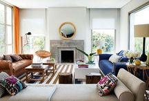 Living room / by Toni Roesslein