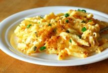 Recipes:  Mac and Cheese / by Karen Nelson