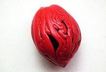 HERE COMES NUTMEG SPICE / Appreciating Nutmegs / by jesma archibald   (nutmegs)