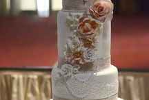 SaMahi Wedding Cakes / Credit for the creation of each cake will be given and definitely be posted along with the pictures to help future brides know the source. / by Mehvish Malik