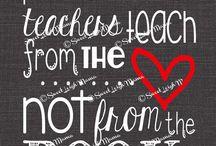 Teacher blogs