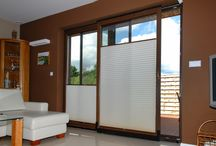 Pleated Blinds | Manor Interiors Dublin / Pleated Blinds are mostly fitted on the window glass so opening a window isn't a problem anymore. They can cover your window fragments at any point.