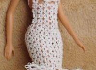 Barbie elbiseler ve aksesuarları