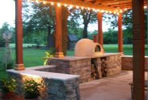 Patio ideas / by Stevey Taylor