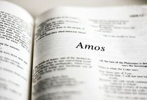 The Hebrew Prophet Amos: Prophetic Warnings for Our Time / The warnings and admonitions of the Hebrew prophet Amos to Israel and the surrounding nations still ring true and carry the same urgency in our time.